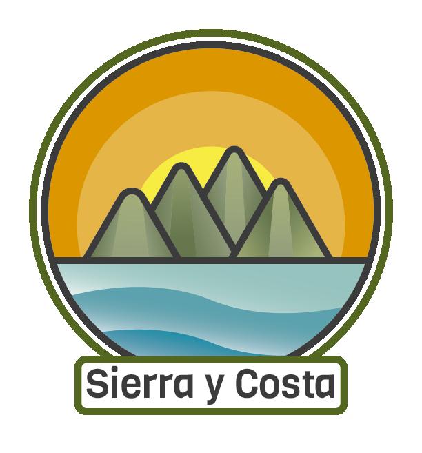 logo de sierra y costa